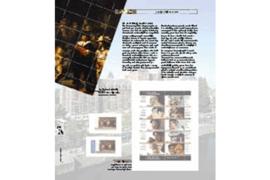 DAVO Luxe inhoud postzegelalbum Geillustreerd Verzamelen 2000-2007