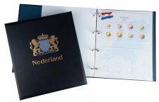 DAVO Luxe Euro-Muntalbums Nederland (Indruk-systeem)