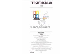 Nederland Importa EDB103 (NVPH 1518-1519) Eerstedagblad Wereldtentoonstelling Sevilla (Expo '92) 1992