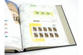 DAVO Luxe supplement Nederland Geillusteerd Verzamelen Velletjes 2010