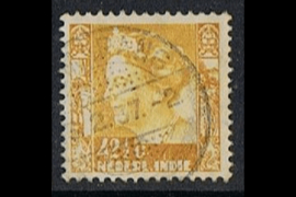 SEMARANG (PV1) 13-2-1937 op NVPH 204 (SvL 1)