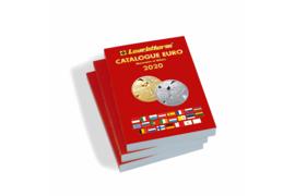 Leuchtturm Euro-Katalogus 2020 (munten & bankbiljetten) Franstalige-Editie (Leuchtturm/Lighthouse 361 353)