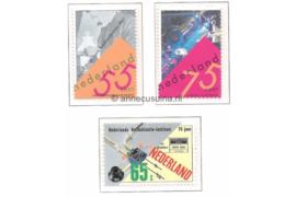 NVPH 1472-1474 Postfris Gecombineerde uitgifte 1991