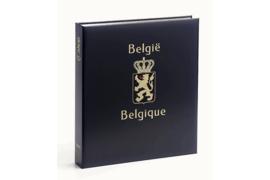 DAVO Luxe postzegelalbum Belgie I 1849-1949 INCL. LUXE CASSETTE