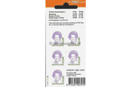 Nederland NVPH Vba2469 Postfris Velletje 5 x 0,88 euro met TNT Post logo Open Hangoog