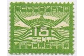 Nederland NVPH LP2 Postfris (15 cent) Allegorische voorstelling 1921