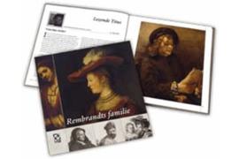DAVO Rembrandts familie (nummer 17)