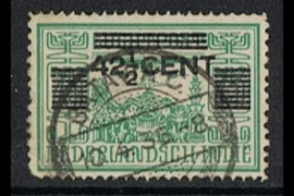 BATAVIA-C (PV1) 10-4-1935 op NVPH 214 (SvL 1)