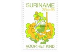 Zonnebloem 227 Postfris (35+15 cent) Kinderzegels met toeslag ten bate van het kind 1980