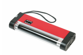 Lindner Lange golf UV lamp incl. batterijen (Lindner 7080)