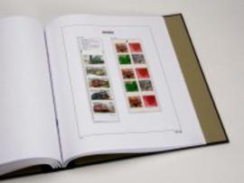 DAVO Luxe supplement Zweden AU Postzegelboekjes 2015