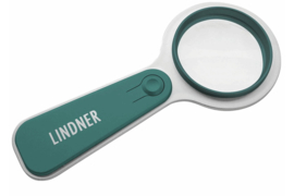 Lindner Loep met LED verlichting 5x GROEN incl. batterijen (Lindner S198)