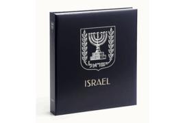 DAVO Standaard-Luxe postzegelalbum Israël I 1948-1964 INCL. LUXE CASSETTE
