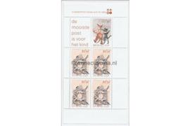 NVPH 1279 Postfris Blok Kinderzegels 1982