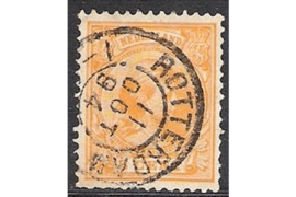 ROTTERDAM 11-10-1894 op NVPH 34 FOTOLEVERING
