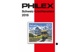 Philex Zwitserland/Liechtenstein 2019 Catalogus