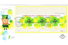 Nederland NVPH E604 Onbeschreven Weken van de kaart 2010