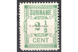 NVPH 66a Postfris FOTOLEVERING (2 1/2 cent / Type II) Hulpuitgifte 1912
