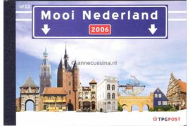 NVPH PR12 Postfris Prestigeboekje Mooi Nederland 2006