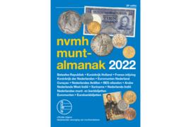 NVMH Muntalmanak Nederland & Overzeese Rijksdelen 2022 incl. bankbiljetten en euromunten