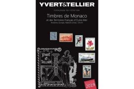Yvert Monaco-Andorra Bis 2019 Deel 1