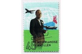 Nederlandse Antillen NVPH 440 Postfris 60e verjaardag Prins Bernhard 1971