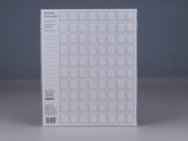 Importa Prijskaartjes in pak van 800 stuks (Importa 0305)
