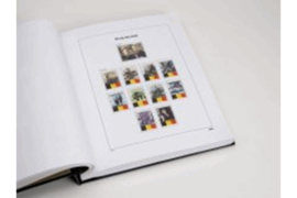 DAVO Luxe supplement Belgie Zegels uit Blokken 2015