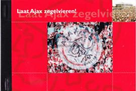 Nederland NVPH PP1 Postfris Prestigeboekje (Persoonlijke Postzegels) Laat Ajax zegelvieren! 2007