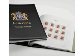 DAVO Luxe postzegelalbum Nederland Persoonlijke Postzegels Neutraal INCL. LUXE CASSETTE