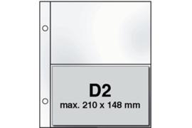 DAVO Mappen D2 (per stuk)