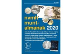 NVMH Muntalmanak Nederland & Overzeese Rijksdelen 2020 incl. bankbiljetten en euromunten