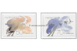 NVPH 1268-1269 Postfris Waddengebied 1982