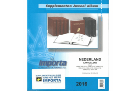 Importa Juweel aanvullend supplement Nederland 2016