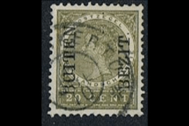 MODJOKERTO 6-7-1910 op NVPH 92 (SvL 15)