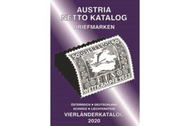 ANK Austria Netto Katalog Briefmarken Vierländer 2020