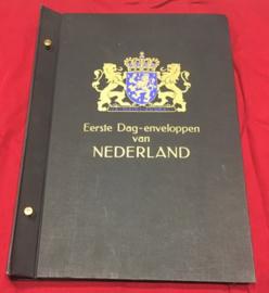Zo goed als Nieuw! ; Gebruikt; DAVO Standaard album (FDC) Eerste Dag-enveloppen van Nederland