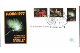 NVPH E104 Flora 1977