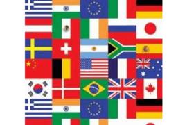 Vlaggen (Niet zelfklevend)