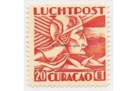 Curaçao NVPH LP6 Postfris (20 cent) Mercuriuskop 1931-1939