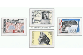 Nederland NVPH 1133-1136 Postfris Zomerzegels 1977