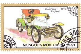 Mongolië Michel 1832 Gestempeld Oldtimers 1986