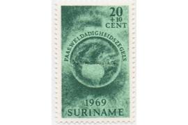 NVPH 513 Postfris (20 + 10 cent) Paaszegels 1969
