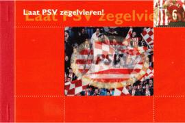 Nederland NVPH PP3 Postfris Prestigeboekje (Persoonlijke Postzegels) Laat PSV zegelvieren! 2007