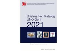 SBK UNO Genf Briefmarken Katalog 2021