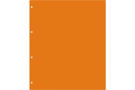 Hartberger GMO Oranje tussenbladen (per stuk)