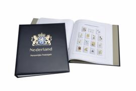 DAVO Luxe postzegelalbum Nederland Persoonlijke Postzegels Voordruk INCL. LUXE CASSETTE