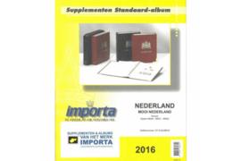 Importa Standaard supplement Mooi Nederland 2016