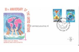 NVPH E56 50 jaar Verenigde Naties 1995