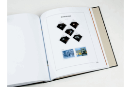 DAVO Luxe supplement Belgie Zegels uit Blokken en Boekjes 2018